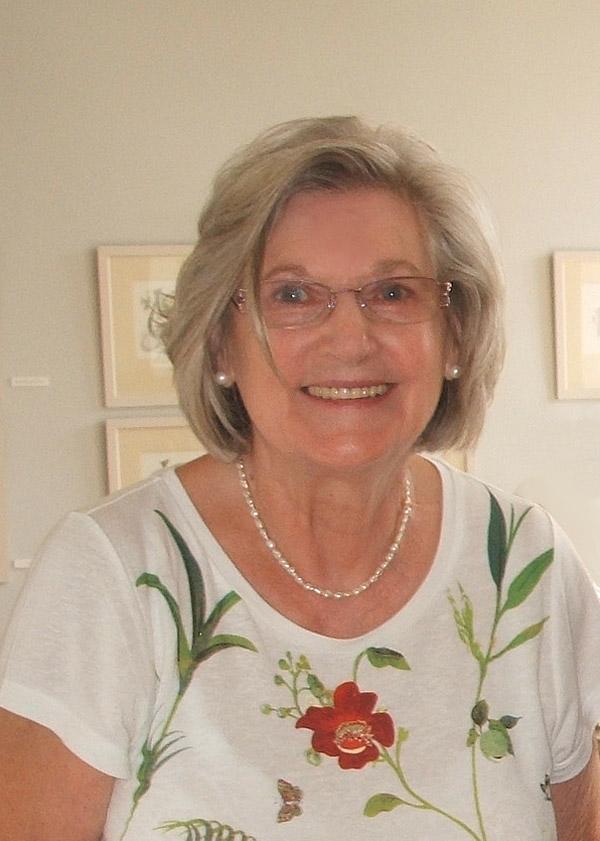 ISBA Secretary, Colette Roberst