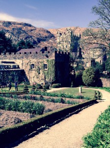 Castle at Glenveagh