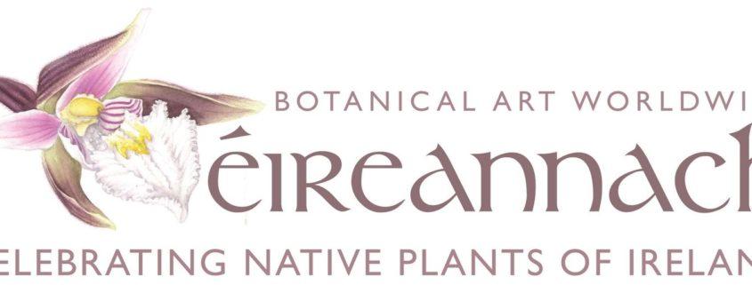 Éireannach logo, Celebrating native plants of Ireland